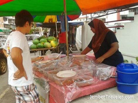 Pasar Rakyat di Bayan Lepas